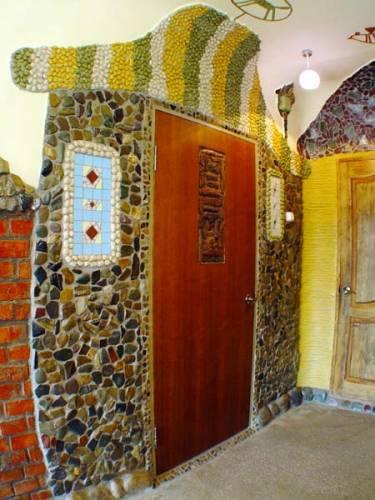 Ремонт узкого коридора фото