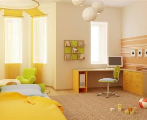 Дизайн детской комнаты из икеа