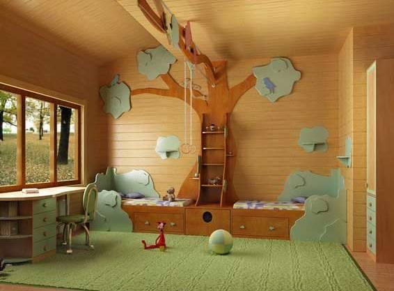 Детская комната для мальчика фото своими руками
