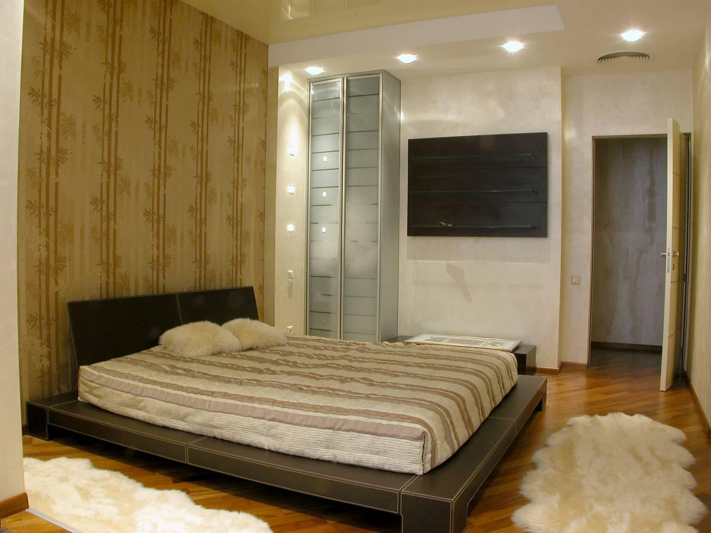 Дизайн спальни 14 м фото